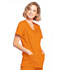 Photograph of WW Core Stretch Women's Mock Wrap Top Orange 4728-PUNW