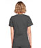 Photograph of WW Core Stretch Women's Mock Wrap Top Gray 4728-PWTW