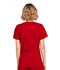 Photograph of WW Core Stretch Women Mock Wrap Top Red 4728-REDW