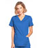 Photograph of WW Core Stretch Women Mock Wrap Top Blue 4728-ROYW