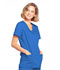 Photograph of WW Core Stretch Women's Mock Wrap Top Blue 4728-ROYW