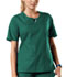 Photograph of WW Originals Women\'s Round Neck Top Green 4740-HUNW