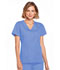 Photograph of WW Originals Women's Mock Wrap Top Blue 4741-CIEW
