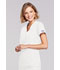 Photograph of WW Originals Women's Mock Wrap Top White 4741-WHTW
