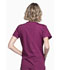 Photograph of WW Originals Women Mock Wrap Top Purple 4741-WINW