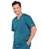 Photograph of WW Core Stretch Men's Men's V-Neck Top Blue 4743-CARW