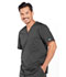 Photograph of WW Core Stretch Men's Men's V-Neck Top Gray 4743-PWTW