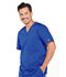 Photograph of WW Core Stretch Men's Men's V-Neck Top Blue 4743-ROYW