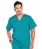 Photograph of WW Core Stretch Men's Men's V-Neck Top Green 4743-TLBW