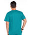 Photograph of WW Core Stretch Men Men's V-Neck Top Green 4743-TLBW