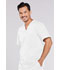 Photograph of WW Core Stretch Men's Men's V-Neck Top White 4743-WHTW