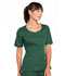 Photograph of WW Originals Women's V-Neck Top Green 4746-HUNW