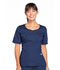 Photograph of WW Originals Women's V-Neck Top Blue 4746-NAVW