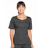 Photograph of WW Originals Women's V-Neck Top Gray 4746-PWTW