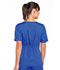 Photograph of WW Originals Women V-Neck Top Blue 4746-ROYW