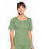 Photograph of WW Originals Women\'s V-Neck Top Green 4746-SAGW