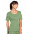 Photograph of WW Originals Women's V-Neck Top Green 4746-SAGW