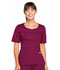Photograph of WW Originals Women's V-Neck Top Purple 4746-WINW