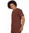 Photograph of WW Originals Unisex Unisex V-Neck Tunic Brown 4777-CHCW
