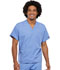Photograph of WW Originals Unisex Unisex V-Neck Tunic Blue 4777-CIEW