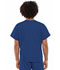 Photograph of WW Originals Unisex Unisex V-Neck Tunic Blue 4777-GABW
