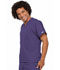 Photograph of WW Originals Unisex Unisex V-Neck Tunic Purple 4777-GRPW