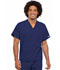 Photograph of WW Originals Unisex Unisex V-Neck Tunic Blue 4777-NAVW