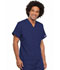 Photograph of WW Originals Unisex Unisex V-Neck Tunic. Blue 4777-NAVW