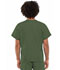 Photograph of WW Originals Unisex Unisex V-Neck Tunic. Green 4777-OLVW
