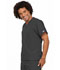 Photograph of WW Originals Unisex Unisex V-Neck Tunic Gray 4777-PWTW