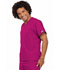 Photograph of WW Originals Unisex Unisex V-Neck Tunic Red 4777-RASW