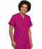 Photograph of WW Originals Unisex Unisex V-Neck Tunic. Red 4777-RASW