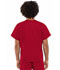 Photograph of WW Originals Unisex Unisex V-Neck Tunic Red 4777-REDW