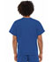 Photograph of WW Originals Unisex Unisex V-Neck Tunic Blue 4777-ROYW