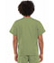 Photograph of WW Originals Unisex Unisex V-Neck Tunic Green 4777-SAGW