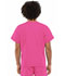 Photograph of WW Originals Unisex Unisex V-Neck Tunic Pink 4777-SHPW