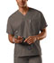 Photograph of WW Originals Unisex Unisex V-Neck Tunic. Neutral 4777-TAUW