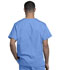 Photograph of WW Originals Men's Men's V-Neck Top Blue 4789-CIEW