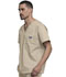 Photograph of WW Originals Men's Men's V-Neck Top Khaki 4789-KAKW