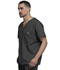 Photograph of WW Originals Men's Men's V-Neck Top Gray 4789-PWTW