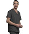 Photograph of WW Originals Men Men's V-Neck Top Gray 4789-PWTW