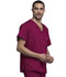 Photograph of WW Originals Men's Men's V-Neck Top Purple 4789-WINW