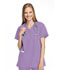 Photograph of WW Originals Women\'s Mock Wrap Tunic Purple 4801-ORCW