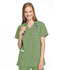 Photograph of WW Originals Women\'s Mock Wrap Tunic Green 4801-SAGW