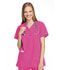 Photograph of WW Originals Women's Mock Wrap Tunic Pink 4801-SHPW