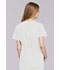 Photograph of WW Originals Women Mock Wrap Tunic White 4801-WHTW