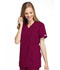 Photograph of WW Originals Women's Mock Wrap Tunic Purple 4801-WINW