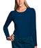Photograph of WW Originals Women\'s Long Sleeve Underscrub Knit Tee Blue 4818-NAVW
