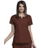 Photograph of WW Originals Women\'s Round Neck Top Brown 4824-CHCW