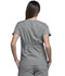 Photograph of WW Originals Women's Round Neck Top Gray 4824-GRYW